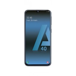Film Samsung Galaxy A40 en verre trempé - Protection écran Galaxy A40 (5,9 pouces)
