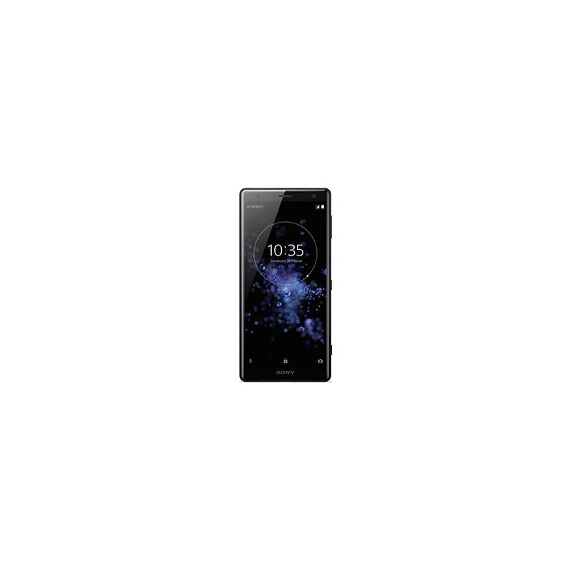 Film Sony Xperia XZ2 en verre trempé - Protection écran Xperia XZ2 (5,7 pouces)