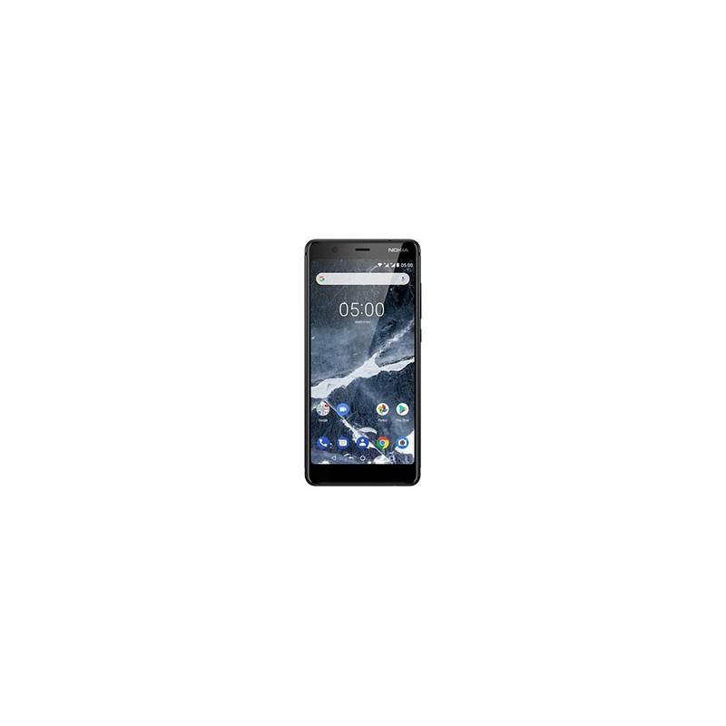 Film Nokia 5.1 en verre trempé - Protection écran 5.1 (5,5 pouces)