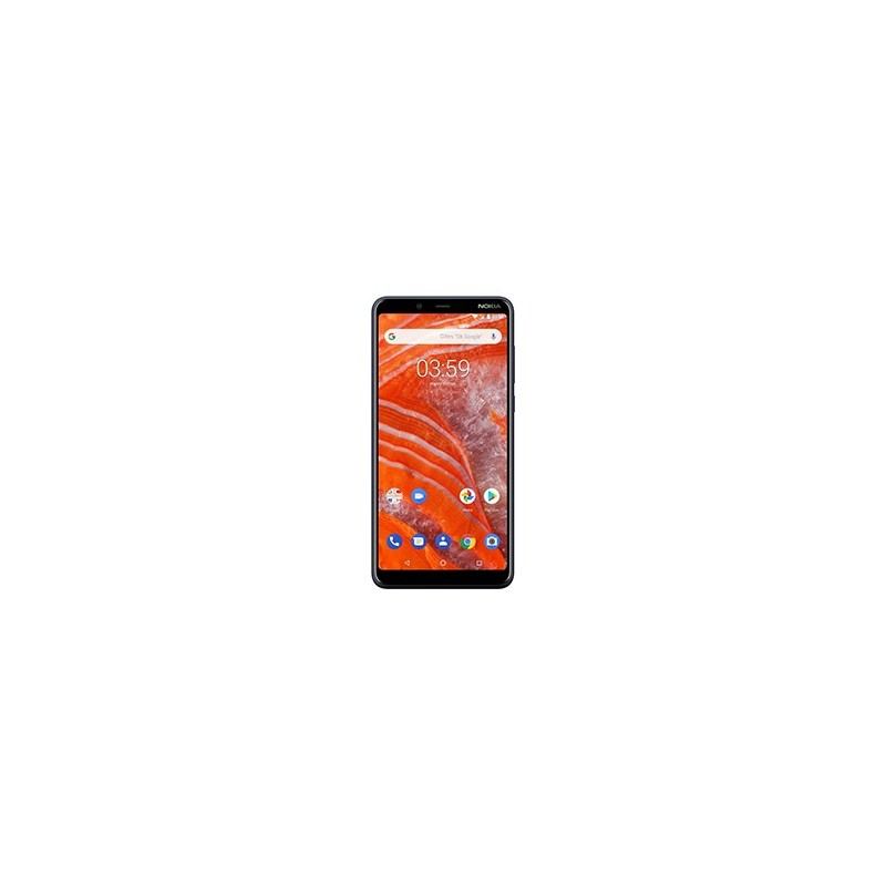 Film Nokia 3.1 Plus en verre trempé - Protection écran 3.1 Plus (6 pouces)